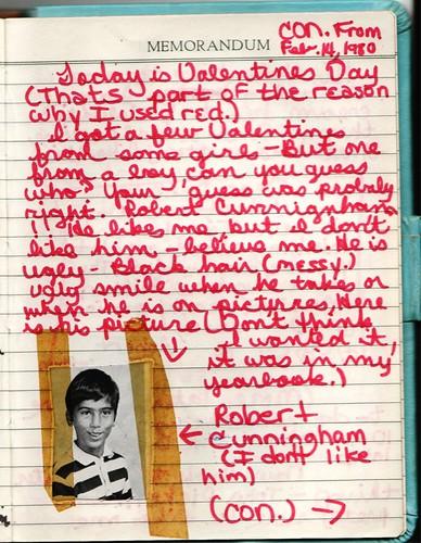 DiaryVDay