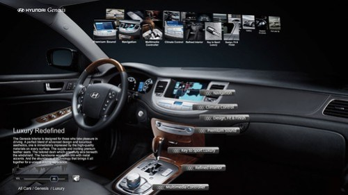 Touchscreen Kiosk - Car Dealership 3