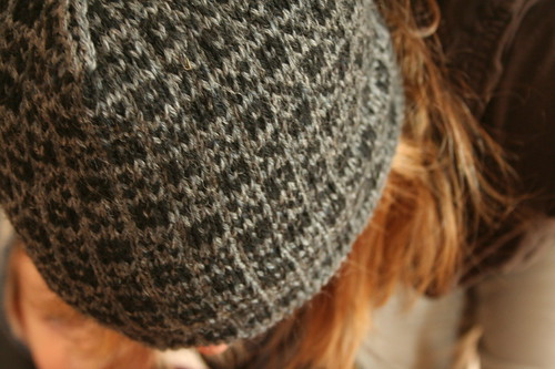 Top view, XOXO hat