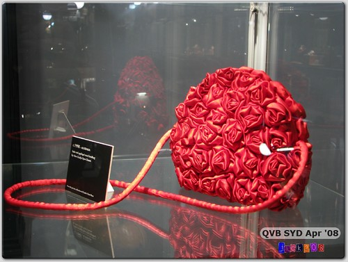 Handbags Through the Ages QVB SYD