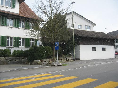 Schweiz und Schnee im Maerz 2008-001