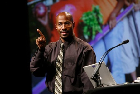 Van Jones - Pop!Tech 2007
