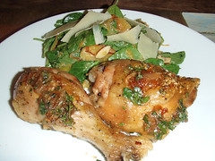 Chicken in White Wine & Herbs