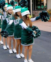 Union Middle School Cheerleaders