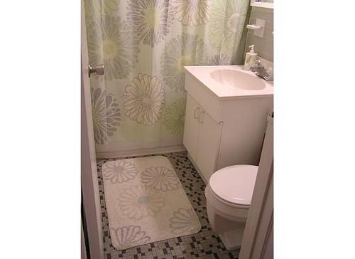 bathroom by you.