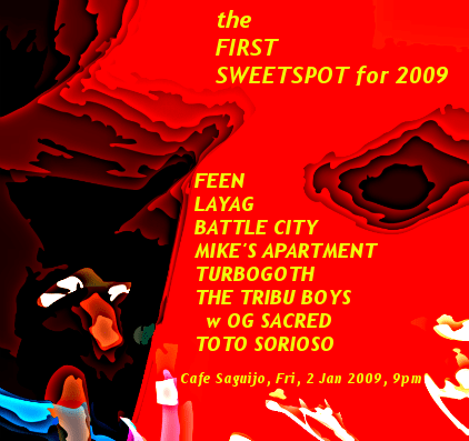 The FIRST SweetSpot of 2009!