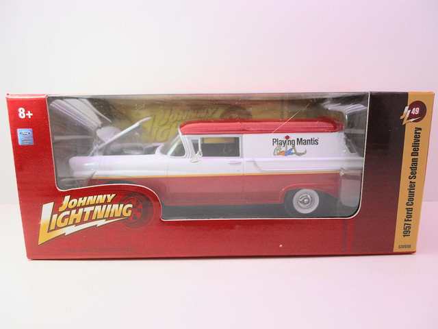 johnny lightning 1957 ford courier sedan delivery  (1)