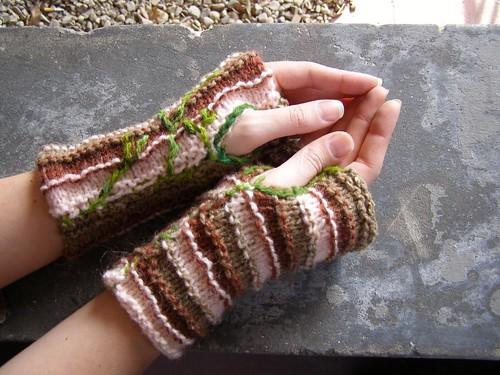 overgrowth mitts