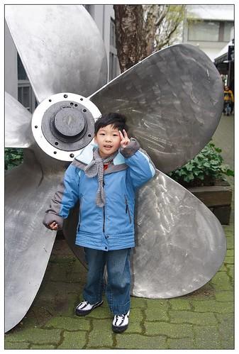 和春天有約(四)--溫哥華市區隨意遊~~ - 從美國加州到臺灣 - udn部落格