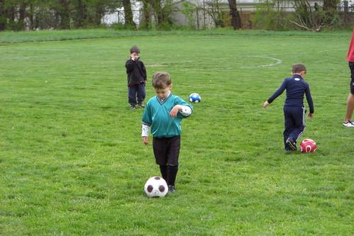 Nathaniel's soccer