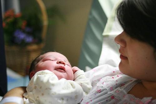 Kelly and Iulian's new baby boy!