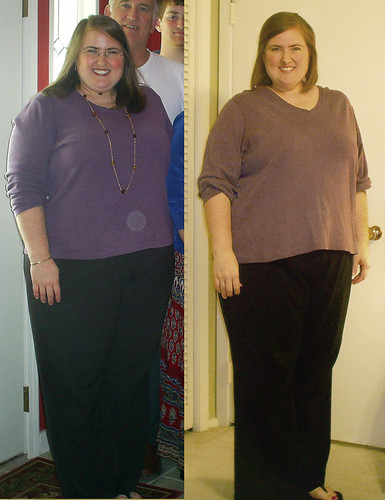 54 pounds gone