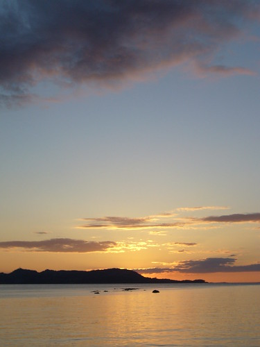 Gabriola sunset