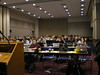 OpenMobileExchange room at OSCON2008
