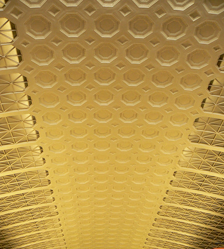 Main Ceiling in Union Station