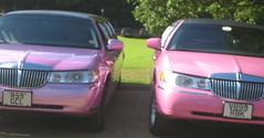 Pink limos