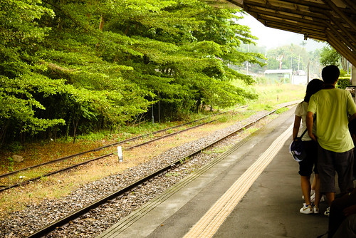 09/12 13:24: 水里火車站
