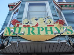 Murphys outside