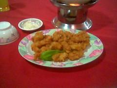 Ruby's sotong salad