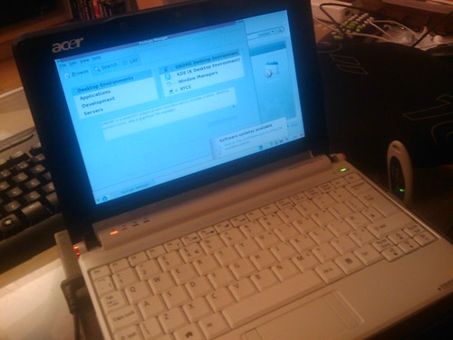 My Acer Aspire Netbook