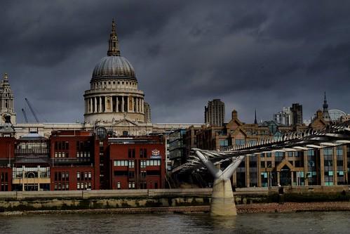 St Paul's Storm