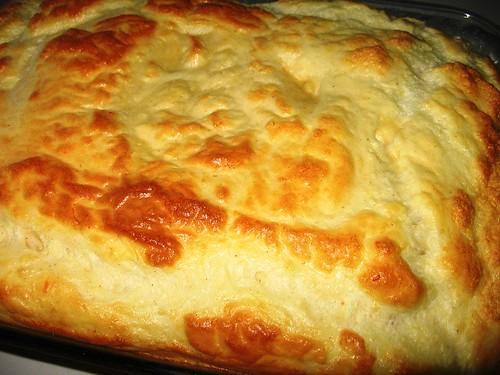 souflé de queijo