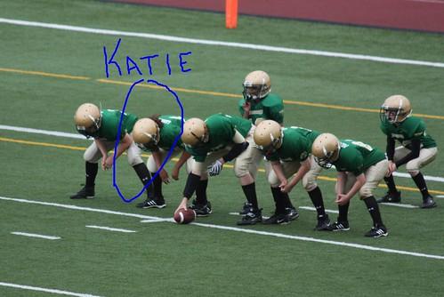 Katie on Offense