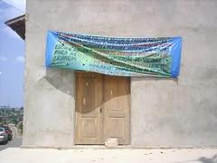 Front Door of Kerigma Church