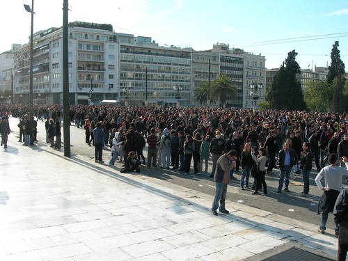 03 Protest in Athens