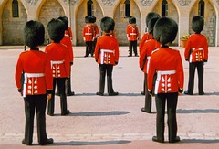 Windsor Castle Guards