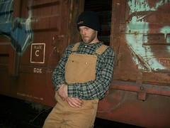 Boxcar in Shreveport KCS Yards