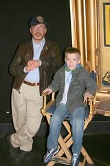 Steven Spielberg waxwork