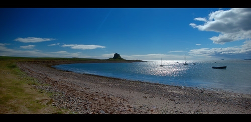 Lindisfarne Castle by _pauls