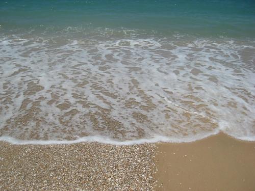 Ashkelon beach happiness.