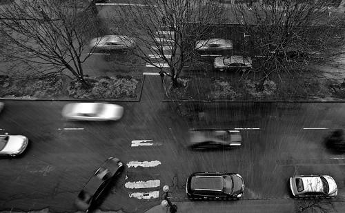 Rainy Day - PDX