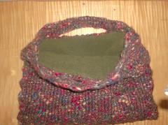 Keyhole Carpet Bag - Liner