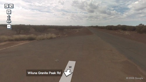 East of Wiluna