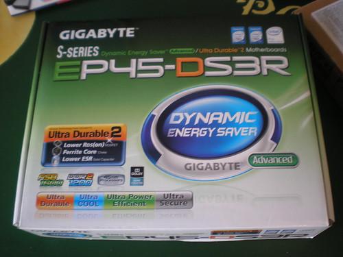 Gigabyte EP45-DS3R
