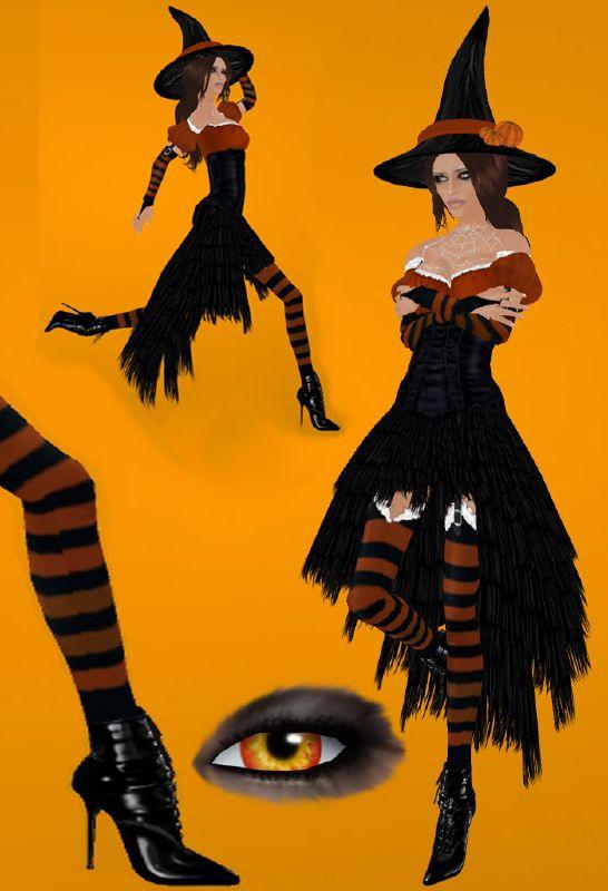 Glaurena Halloween Pumpkin Set