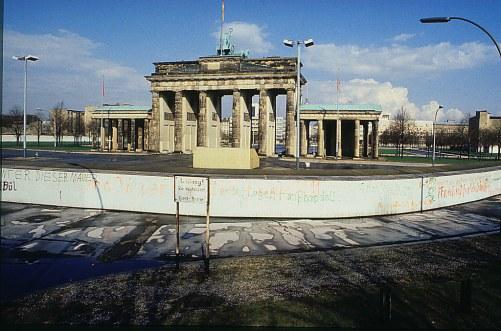 Brandenburger Tor 1985