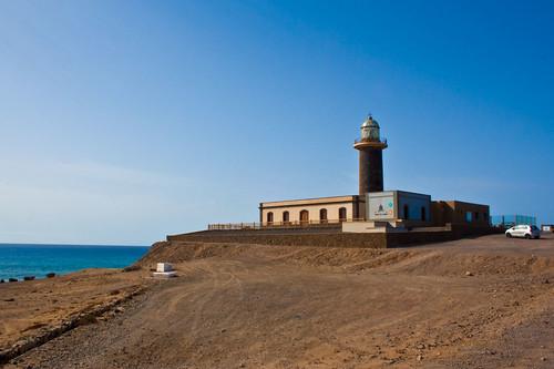 Faro Punta de Jandía. Puerto de la Cruz (Fuerteventura)