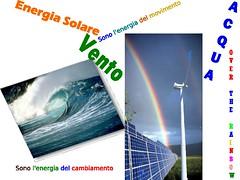 Energia Solare, Acqua, Vento