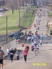 Lincoln Memorial Half Marathon 2008