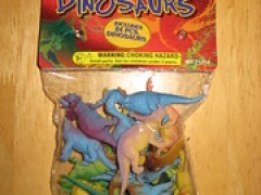 Jurassic II Dinosaurs by Imperial Toys
