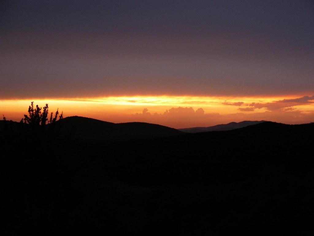 Ηλιοβασίλεμα στη Χαλκιδική