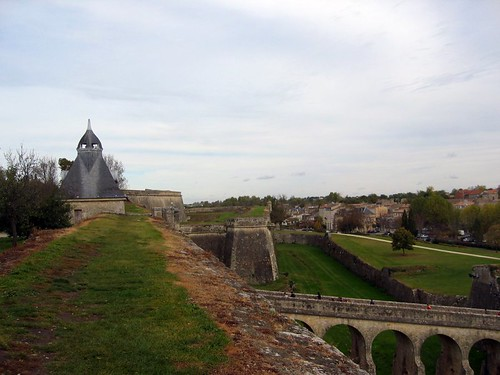 The Citadelle in Blaye.