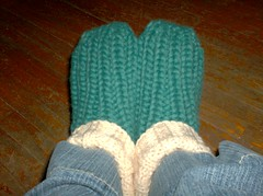 Slipper Socks for Sis