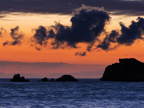 Dubrovnik sunset by Goran Gudelj