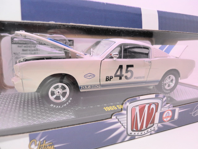 M2 Shelby GT350 White (2)