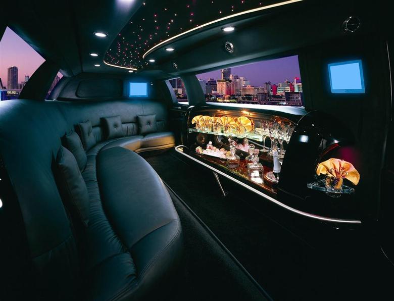 Interior Limousine Lincoln